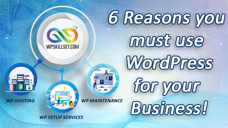 Why Use WordPress for your Business?